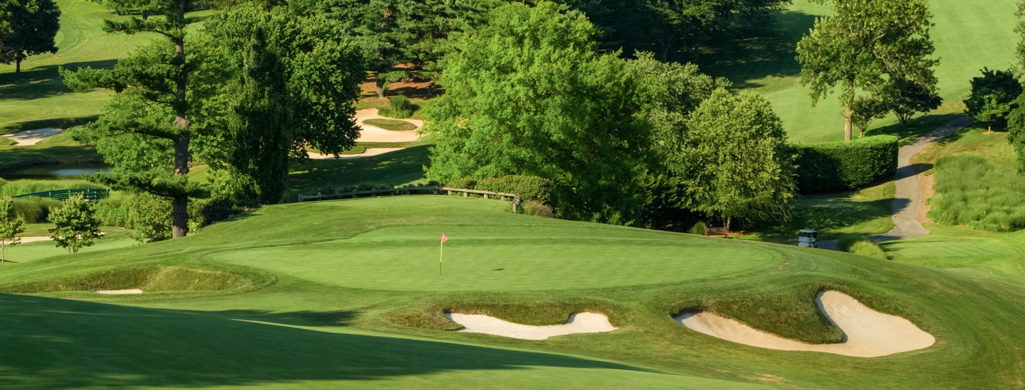 Golf - Woodholme Country Club